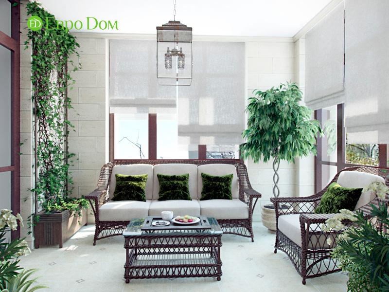Дизайн 4-комнатной квартиры в стиле классицизм. Фото 018