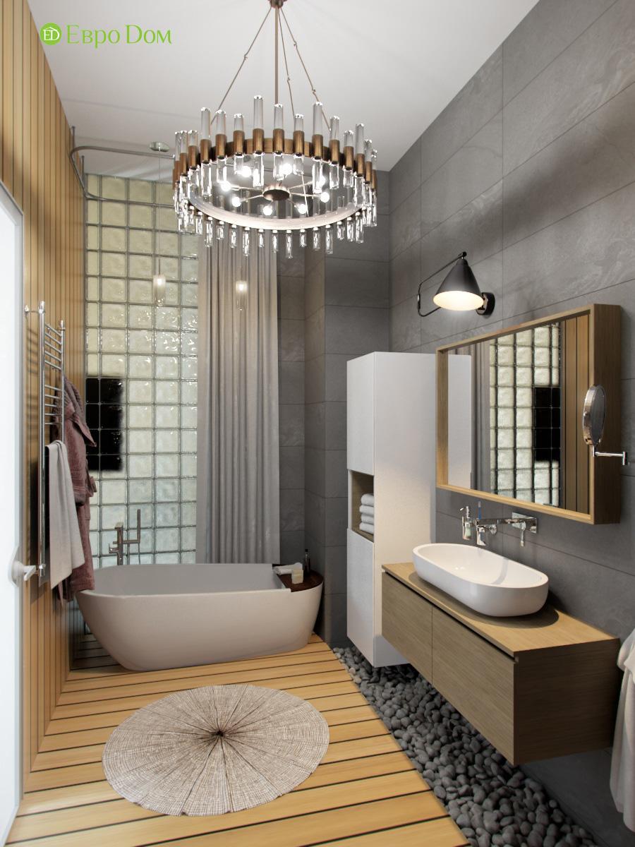 Дизайн 4-комнатной квартиры в стиле лофт. Фото 06
