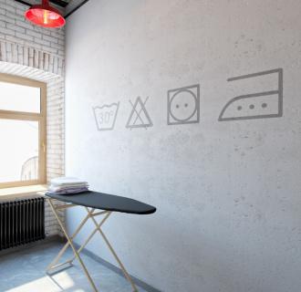 Дизайн четырехкомнатной квартиры 148 кв. м в стиле лофт. Фото проекта