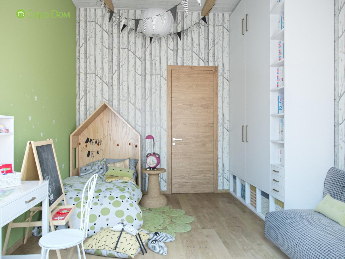 Дизайн 4-комнатной квартиры в стиле лофт. Фото 017