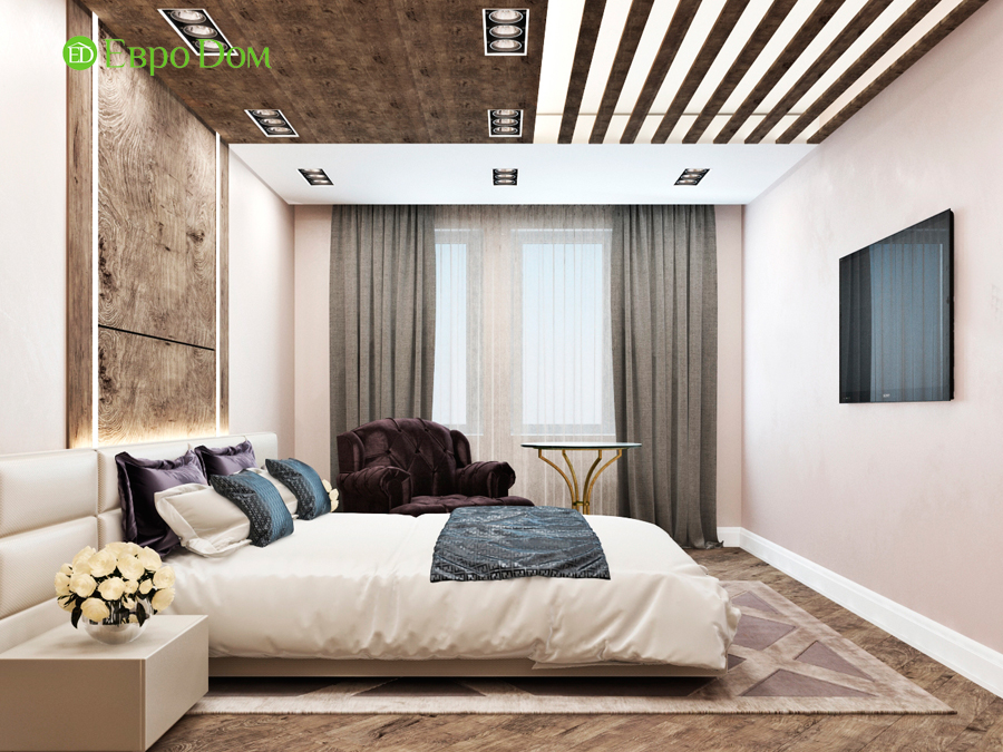 Дизайн 4-комнатной квартиры (120 кв. м) в стиле лофт. Фото 02