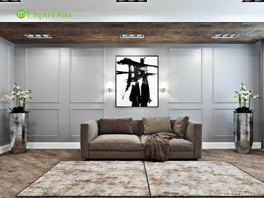 Дизайн 4-комнатной квартиры (120 кв. м) в стиле лофт. Фото 06