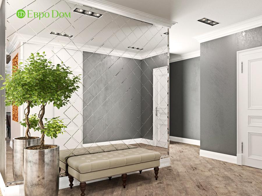 Дизайн 4-комнатной квартиры (120 кв. м) в стиле лофт. Фото 012
