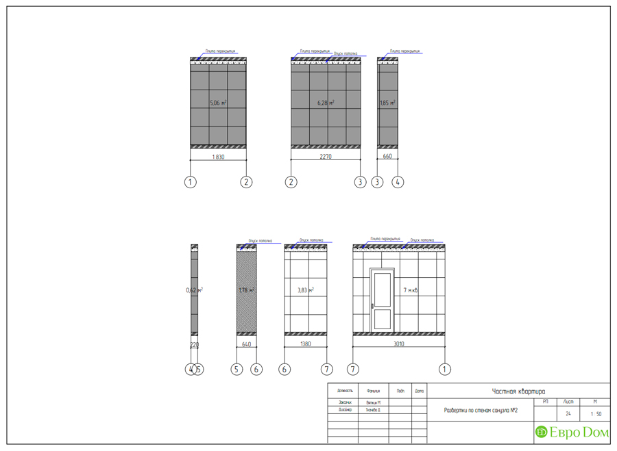 Дизайн 4-комнатной квартиры (120 кв. м) в стиле лофт. Фото 036
