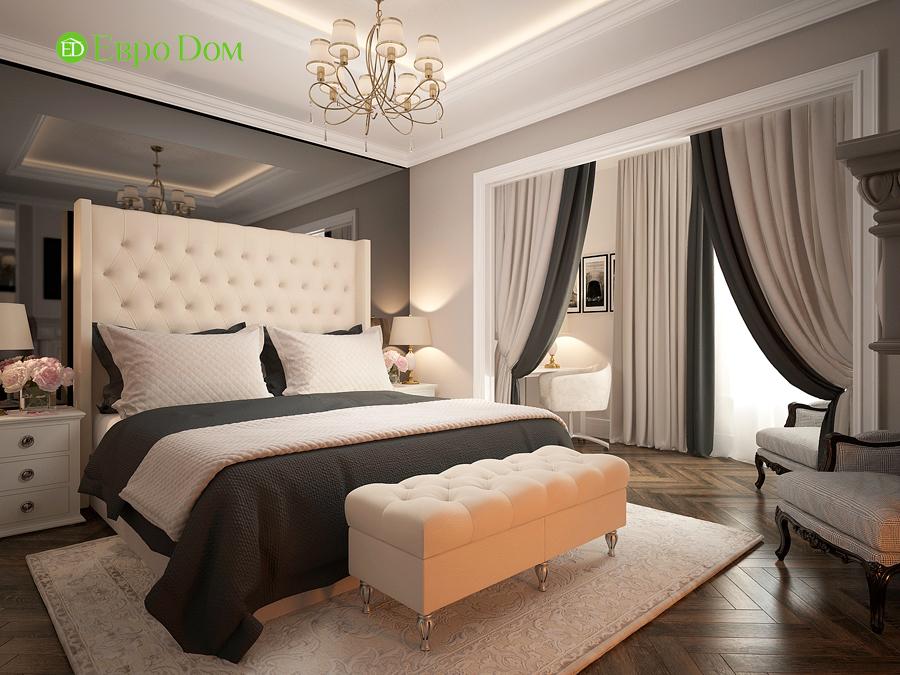 Дизайн интерьера 4-комнатной квартиры в стиле неоклассика. Фото 022