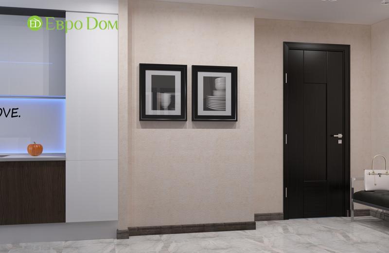 Дизайн 2-комнатной квартиры в классическом стиле. Фото 010