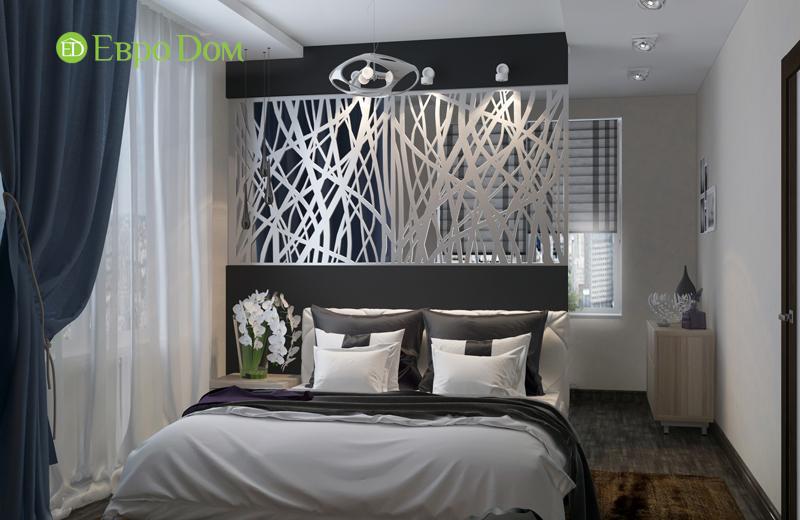 Дизайн 2-комнатной квартиры в классическом стиле. Фото 011