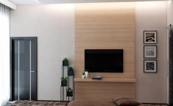 Дизайн интерьера коттеджа 181 кв.м. по адресу г. Москва, ЖК Futuro Park. Фото 4