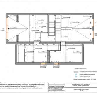Дизайн интерьера коттеджа 393 кв. м в английском стиле. Фото проекта