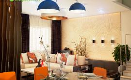 Дизайн интерьера коттеджа 210 кв.м. по адресу МО, Коттеджный посёлок «Скипер». Фото 1