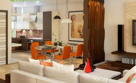 Дизайн интерьера коттеджа 210 кв.м. по адресу МО, Коттеджный посёлок «Скипер». Фото 2