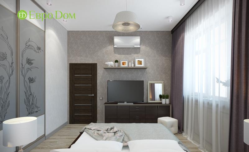 Дизайн интерьера коттеджа в современном стиле. Фото 023