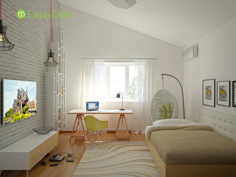 Дизайн интерьера коттеджа в стиле контемпорари. Фото 09