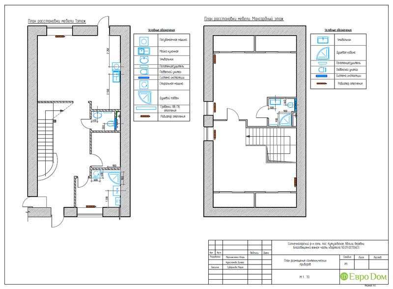 Дизайн интерьера коттеджа в стиле контемпорари. Фото 044