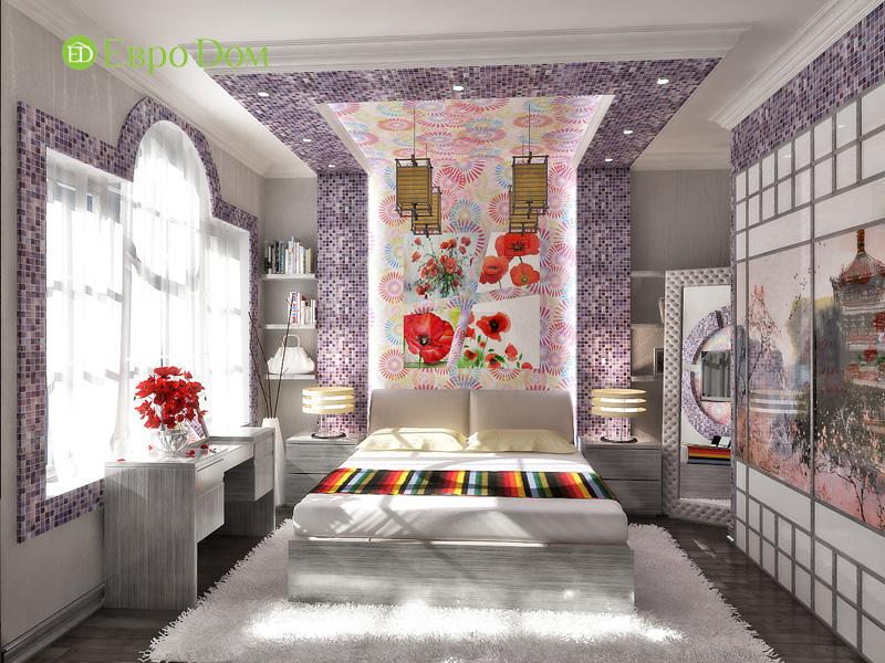 Дизайн интерьера коттеджа 240 кв. м в стиле модерн. Фото 012