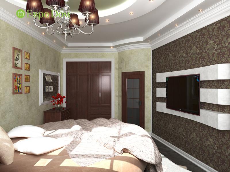 Дизайн интерьера коттеджа 240 кв. м в стиле модерн. Фото 020