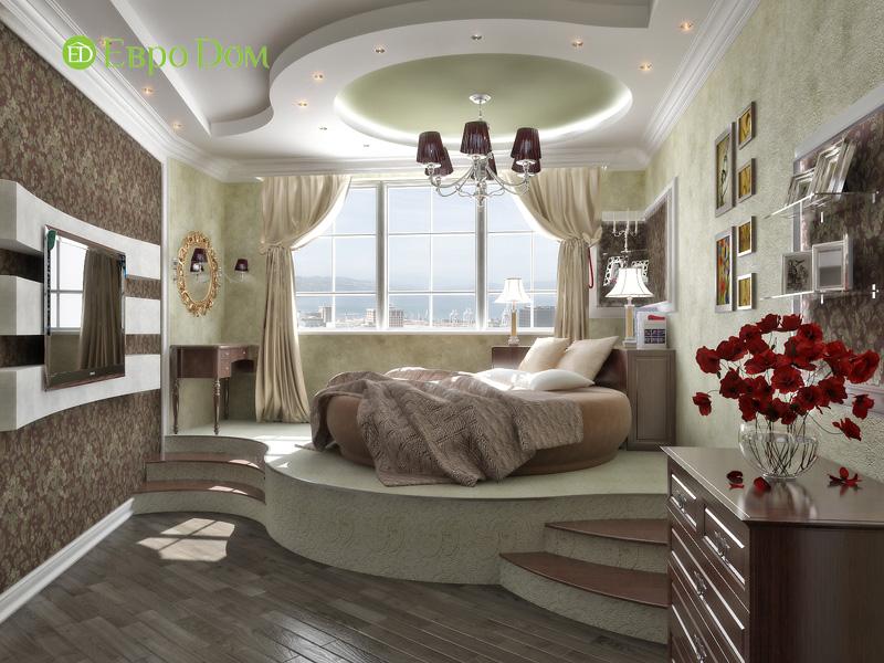 Дизайн интерьера коттеджа 240 кв. м в стиле модерн. Фото 021