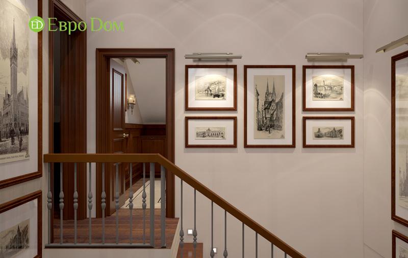 Дизайн интерьера коттеджа 240 кв. м в стиле модерн. Фото 028