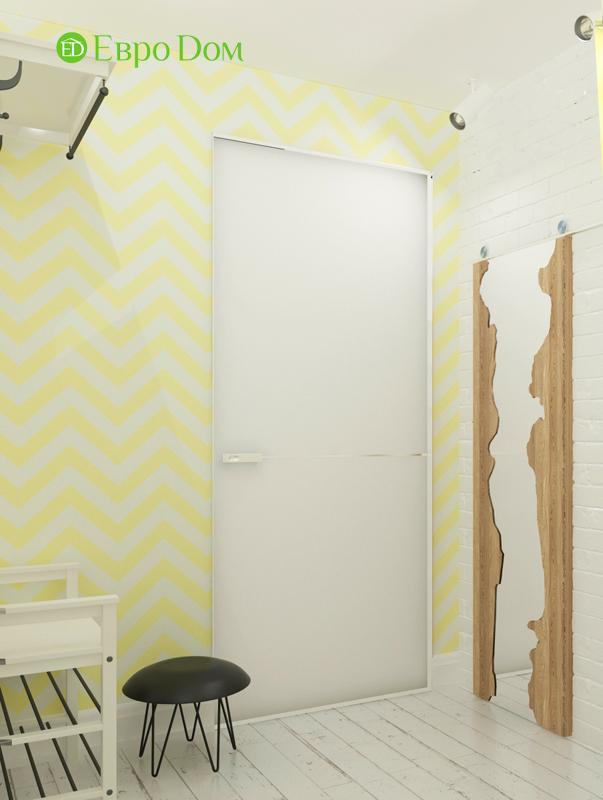 Дизайн квартиры в стиле лофт. Фото 010