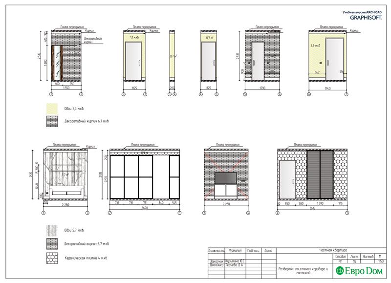 Дизайн квартиры в стиле лофт. Фото 028