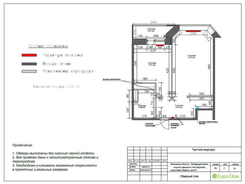 Дизайн квартиры в стиле лофт. Фото 013