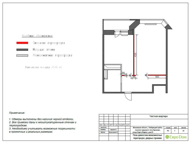 Дизайн квартиры в стиле лофт. Фото 014