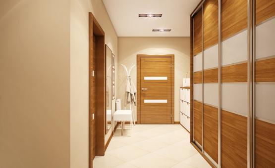 Дизайн интерьера таунхауса 126 кв.м. по адресу МО, г. Химки, ЖК Город Набережных. Фото 3