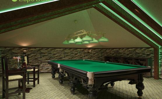 Дизайн интерьера таунхауса 210 кв.м. по адресу МО, Коттеджный посёлок «Скипер». Фото 2