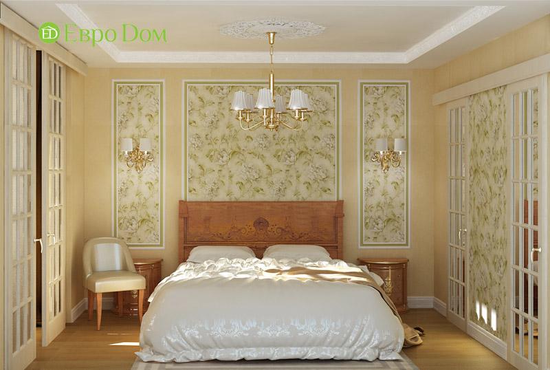 Дизайн 3-комнатной квартиры в классическом стиле. Фото 05