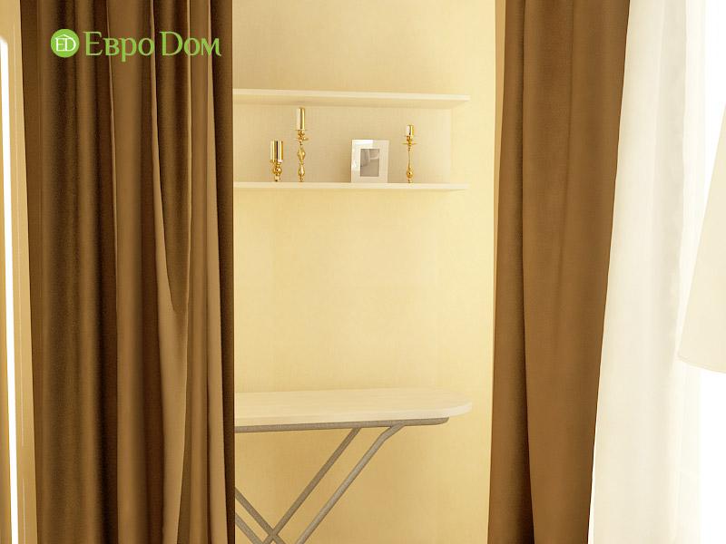 Дизайн 3-комнатной квартиры в классическом стиле. Фото 07