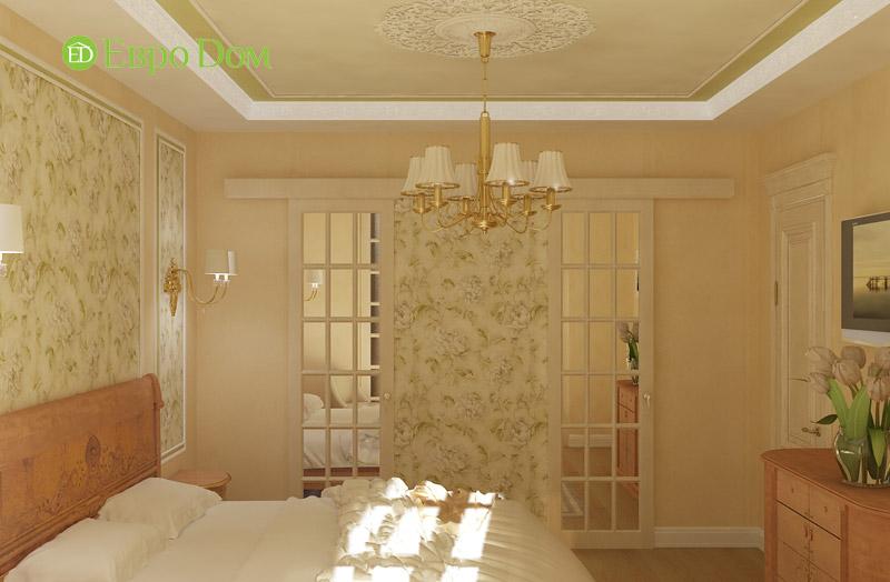 Дизайн 3-комнатной квартиры в классическом стиле. Фото 08