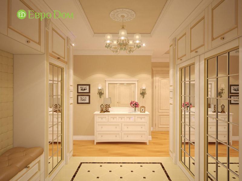 Дизайн 3-комнатной квартиры в классическом стиле. Фото 014