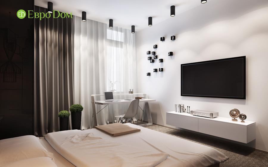 Дизайн 3-комнатной квартиры 193 кв. м в современном стиле. Фото 08