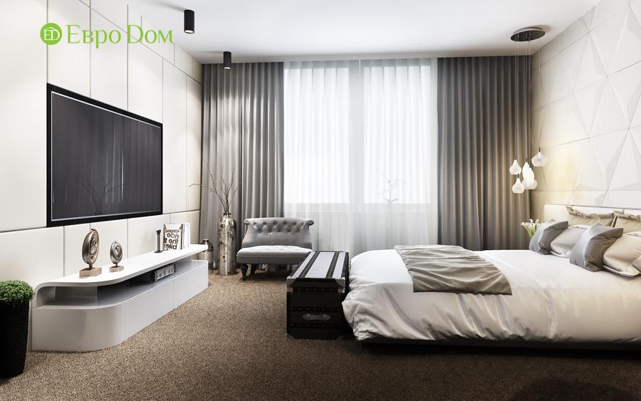 Дизайн 3-комнатной квартиры 193 кв. м в современном стиле. Фото 020