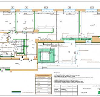 Дизайн трехкомнатной квартиры 193 кв. м в современном стиле. Фото проекта