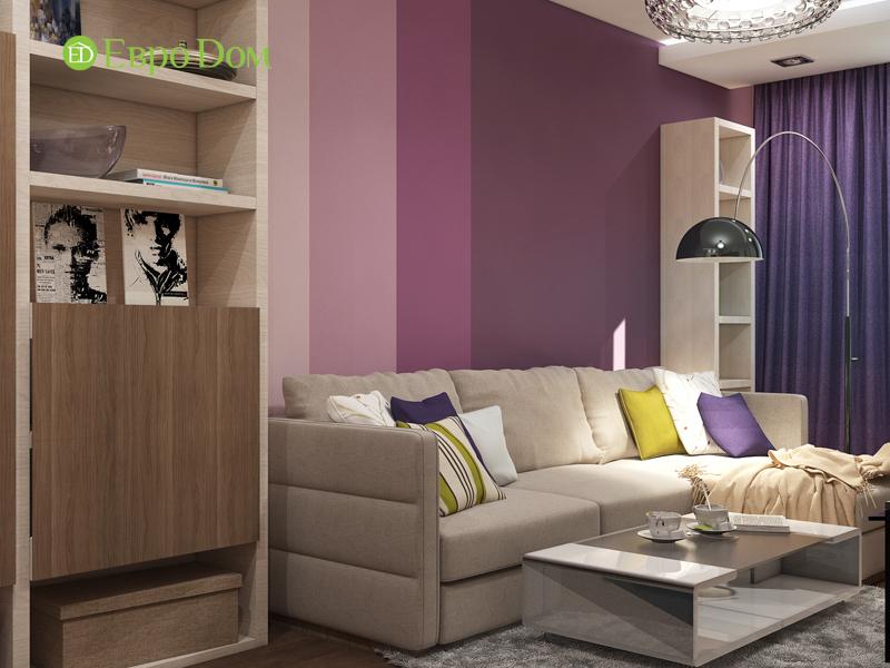 Дизайн трехкомнатной квартиры 67 кв. м в современном стиле. Фото 04