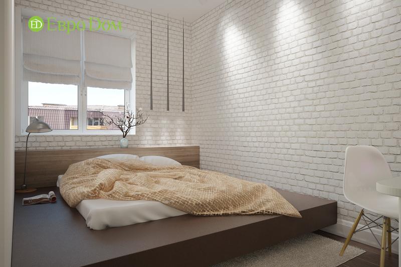 Дизайн 3-комнатной квартиры 76 м2 в стиле минимализм. Фото 019