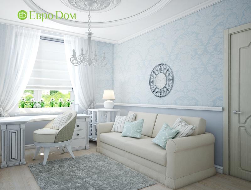 Дизайн трёхкомнатной квартиры 75 кв. м в стиле неоклассика. Фото 08