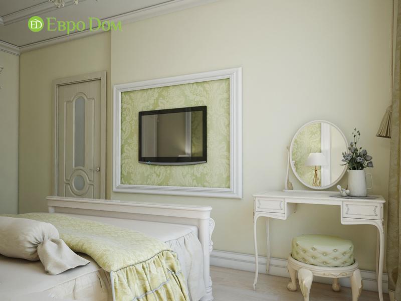 Дизайн трёхкомнатной квартиры 75 кв. м в стиле неоклассика. Фото 011