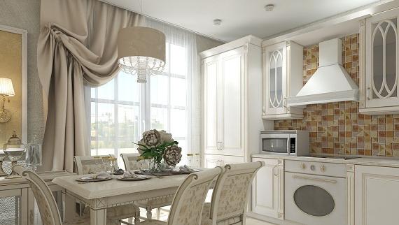 Принципы дизайнерского ремонта квартиры. Примеры проектов