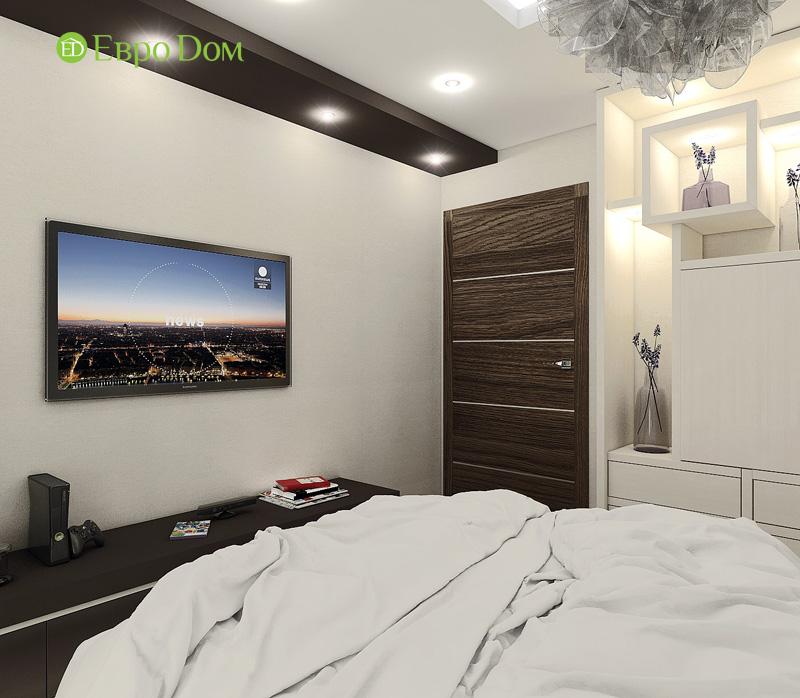 Дизайн 3-комнатной квартиры 76 кв. м в стиле тиффани. Фото 014