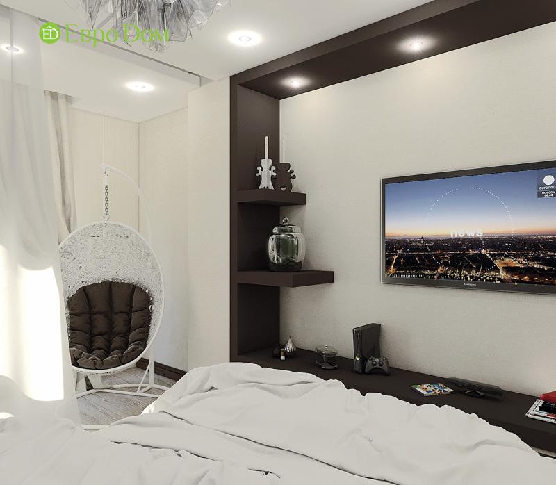 Дизайн 3-комнатной квартиры 76 кв. м в стиле тиффани. Фото 015