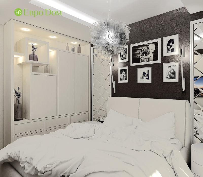 Дизайн 3-комнатной квартиры 76 кв. м в стиле тиффани. Фото 016