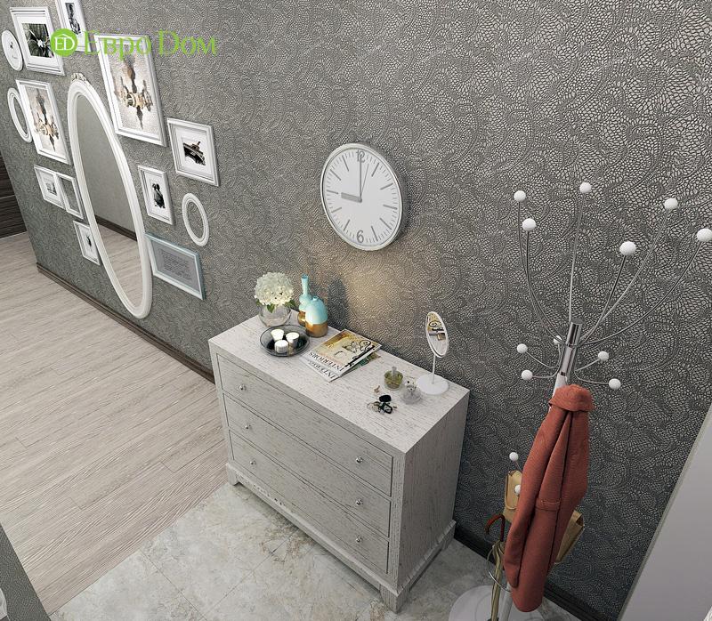 Дизайн 3-комнатной квартиры 76 кв. м в стиле тиффани. Фото 035