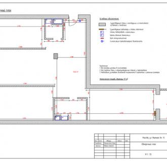 Дизайн трехкомнатной квартиры 116 кв. м в стиле контемпорари. Фото проекта