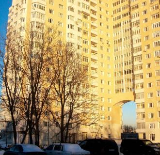 Ремонт четырехкомнатной квартиры 104 кв. м в современном стиле. Фото проекта