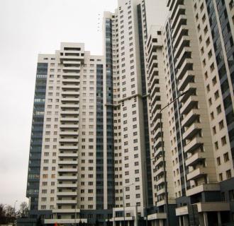 Ремонт трехкомнатной квартиры 85 кв. м в современном стиле. Фото проекта