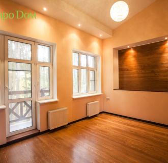 Ремонт коттеджа 126 кв. м в современном стиле. Фото проекта