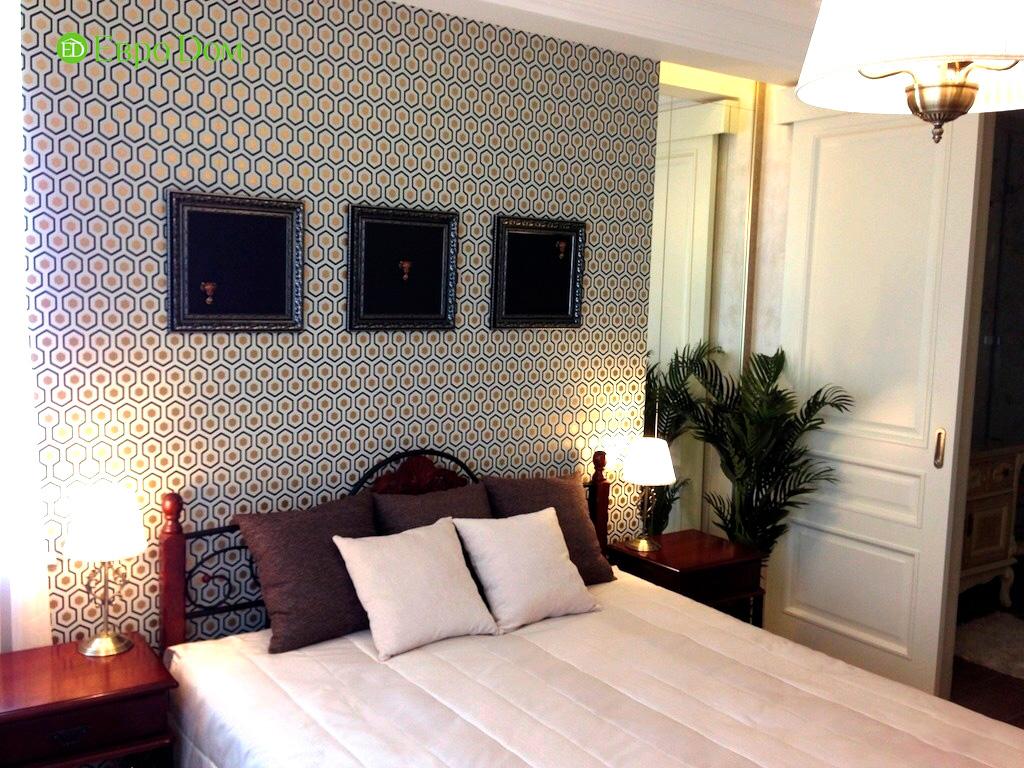 Ремонт классической спальни