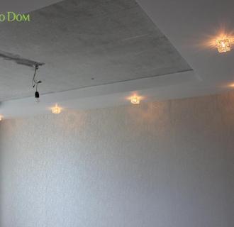 Ремонт двухкомнатной квартиры 64 кв. м в стиле прованс. Фото проекта